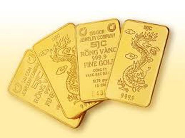 Giá vàng biến động với biên độ nhỏ