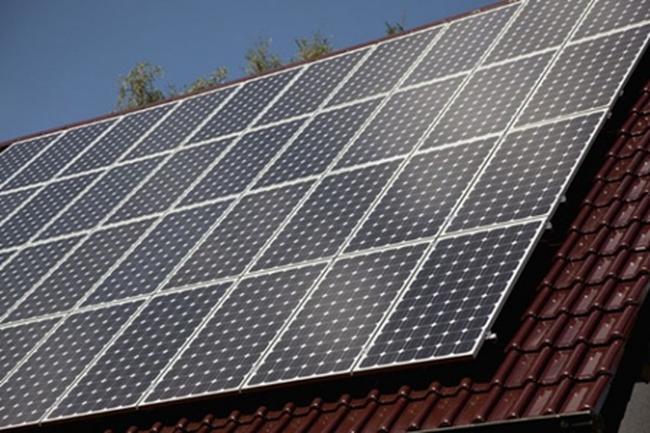 Tấm pin năng lượng mặt trời nhập vào Mỹ có thể bị điều tra