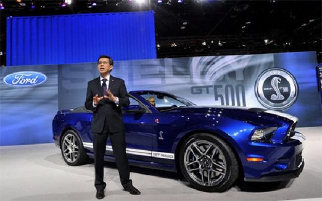 Doanh nhân gốc Việt giữ chức Giám đốc sản phẩm Ford toàn cầu là ai?