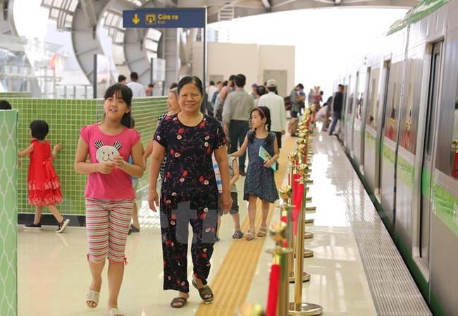 Bộ Giao thông lý giải việc ray đường sắt Cát Linh-Hà Đông bị gỉ sét