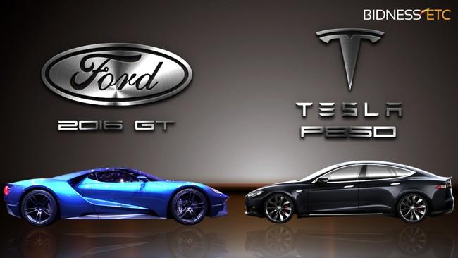 Tesla của tỷ phú Elon Musk lần đầu tiên vượt mặt hãng Ford danh tiếng
