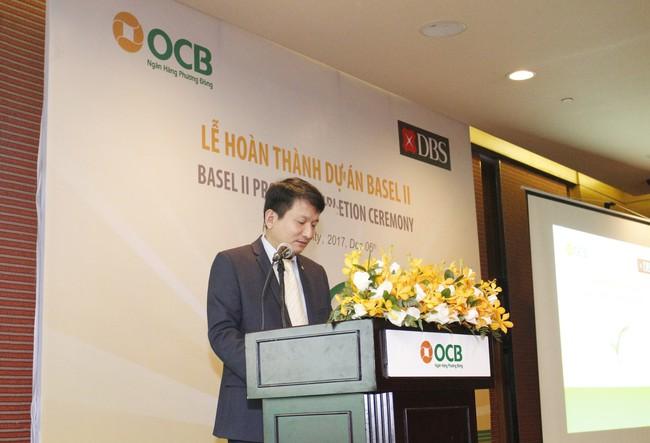 """Không phải 10 NHTM lớn nhất mà bất ngờ là """"bé hạt tiêu"""" OCB trở thành ngân hàng đầu tiên hoàn tất Basel II"""