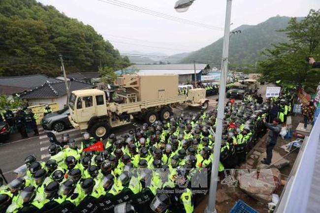 Trung Quốc yêu cầu dừng ngay THAAD tại Hàn Quốc