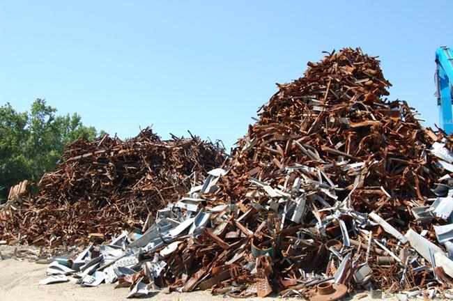 Không thuộc diện khuyến khích nhưng phế liệu sắt thép nhập về Việt Nam ngày càng tăng mạnh