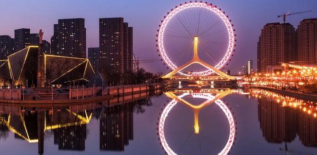 """""""Thành phố ma"""" tại Trung Quốc hồi sinh mạnh mẽ"""