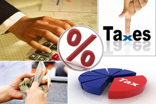 Đề xuất sửa đổi một số điều luật về thuế