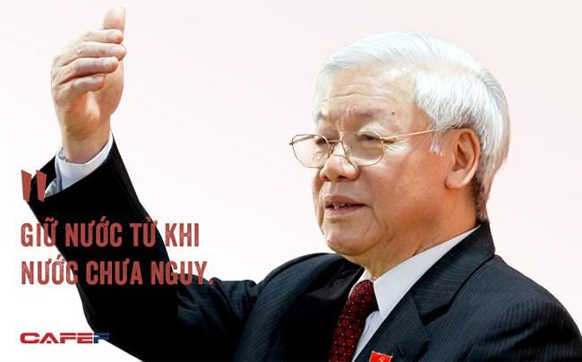 Những phát ngôn đáng chú ý của Tổng Bí Thư Nguyễn Phú Trọng tại Hội nghị trực tuyến Chính phủ