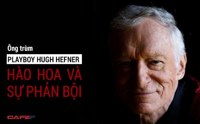 Quiz: Bạn biết gì về cuộc đời ông trùm Playboy Hugh Hefner, gã đào hoa đôi lần bị phản bội?