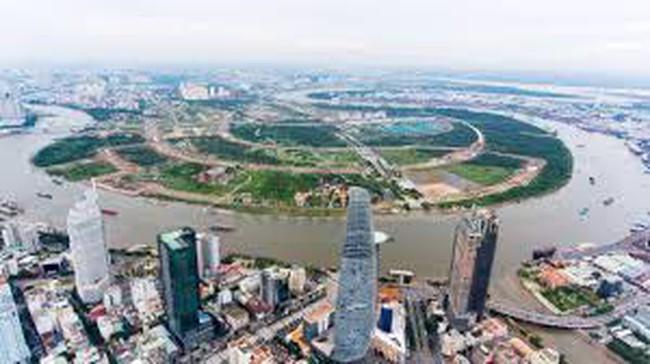 Khu đô thị mới Thủ Thiêm còn 26 lô đất chưa có nhà đầu tư