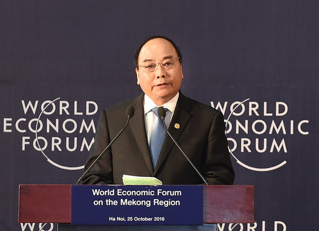 Việt Nam mang tới Diễn đàn Davos quyết tâm về đổi mới toàn diện đất nước và hội nhập quốc tế