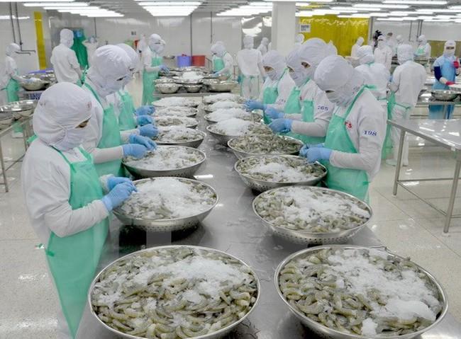 Giá trị xuất khẩu thủy sản trong 11 tháng ước đạt 7,57 tỷ USD