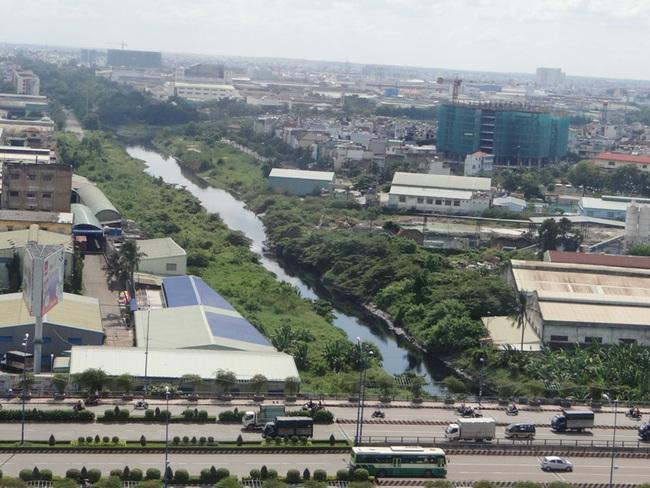 WB muốn tăng tiền giải tỏa kênh dài nhất Sài Gòn