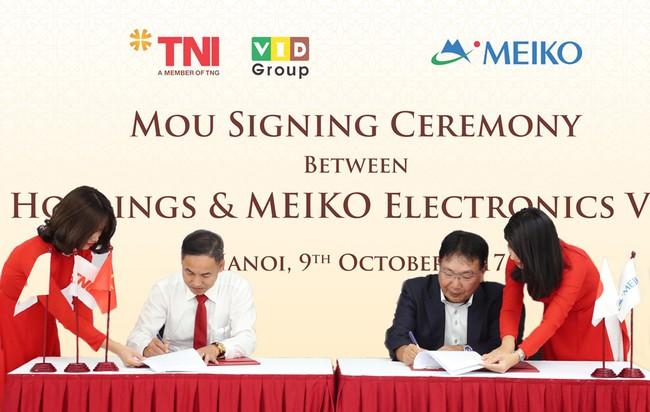 Đầu tư xây dựng nhà máy điện tử 50 triệu USD tại KCN Quang Minh