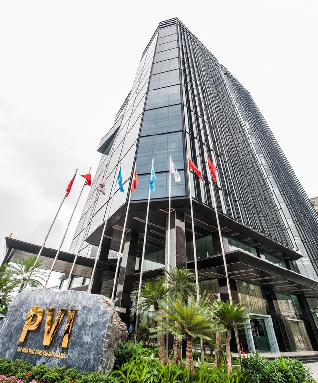 PVI Holdings muốn chuyển nhượng tòa nhà PVI Tower