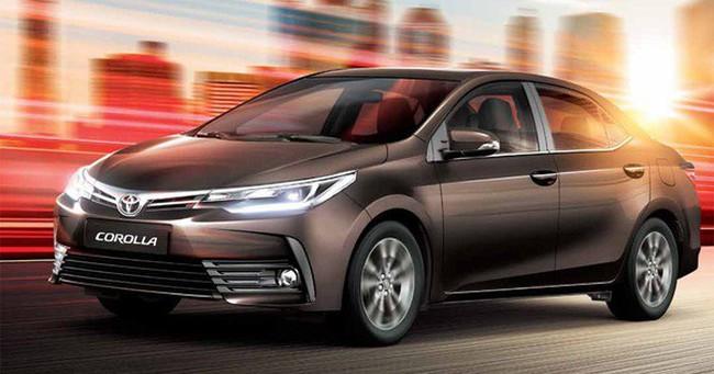 Giá xe ô tô của Toyota đang xuống đáy mùa Tết - ảnh 1
