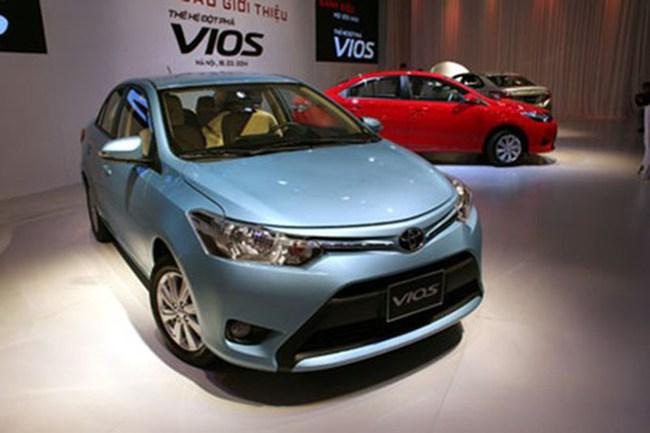 20.000 xe Vios và Yaris lỗi túi khí: Cục Đăng kiểm nói gì?