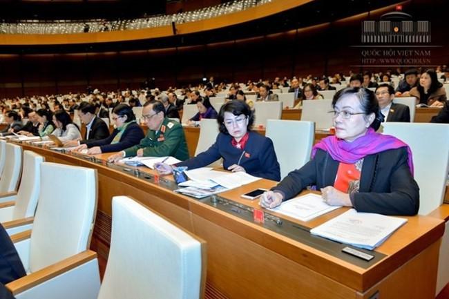 Công bố Lệnh của Chủ tịch Nước về 6 luật vừa được Quốc hội thông qua