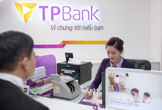 6 tháng đầu năm, TPBank ước đạt 500 tỷ đồng lợi nhuận