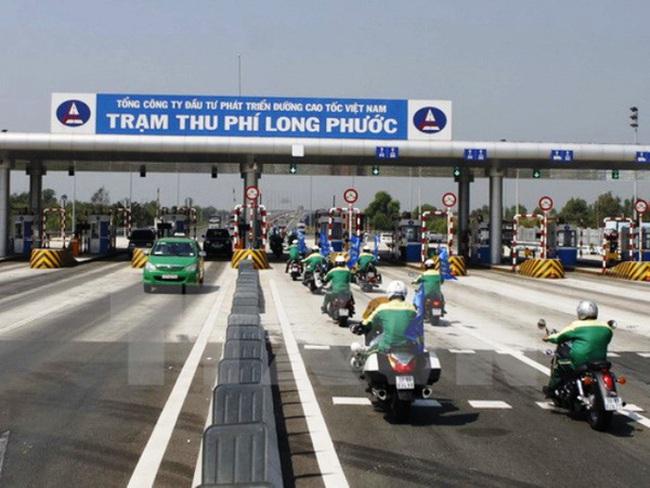 Cao tốc Long Thành - TP.HCM - Dầu Giây thu phí kín từ 15/5