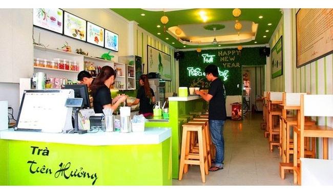 Chuỗi trà Tiên Hưởng: Đầu tư cửa hàng tốn khoảng hơn 1 tỷ đồng, thuê mặt bằng 5.000 USD/tháng, sau 1 năm là hoàn vốn