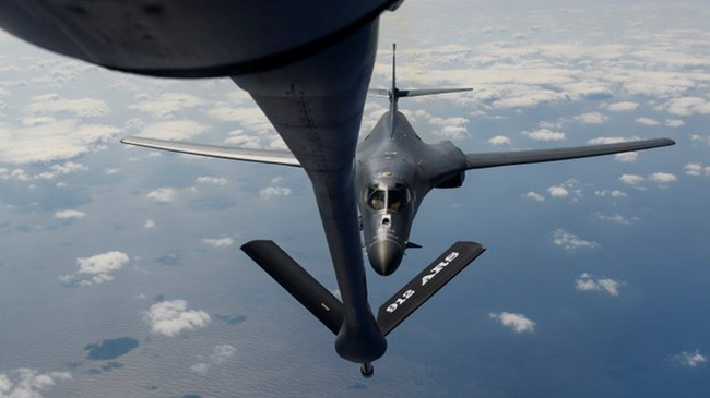 Triều Tiên cáo buộc Mỹ cho máy bay tập ném bom hạt nhân
