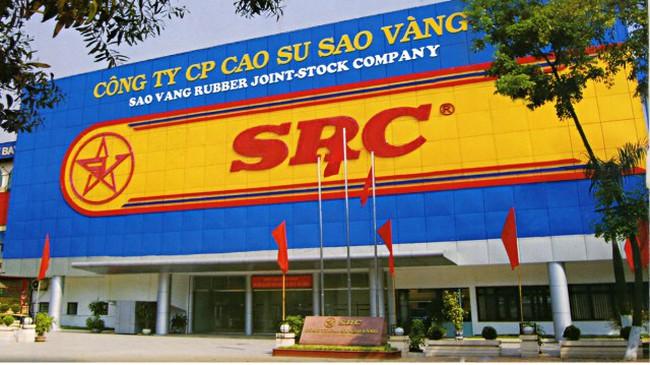 Cao su Sao Vàng (SRC): Giá nguyên liệu tăng cao, lợi nhuận quý 2 giảm sút 43% so với cùng kỳ năm 2016