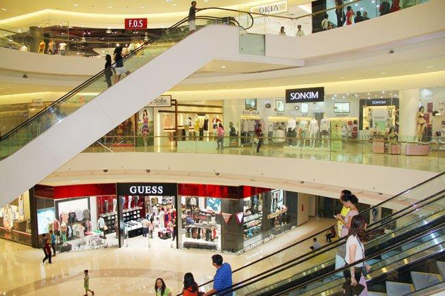 TPHCM đang vượt Bangkok về diện tích trung tâm thương mại hoàn thiện