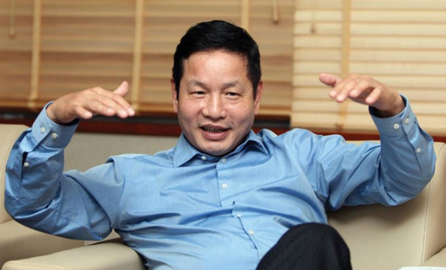 Chủ tịch FPT tuyên bố rút dần ở mảng thương mại để đầu tư vào công nghệ