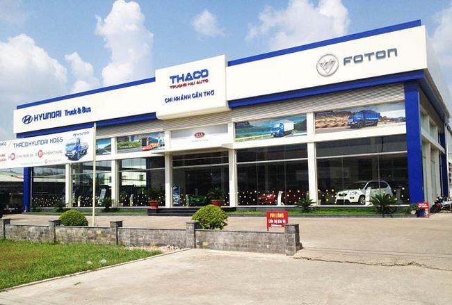 Doanh số giảm, cạnh tranh gay gắt, lợi nhuận 6 tháng của Thaco chỉ bằng 2/3 cùng kỳ