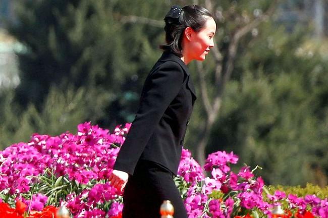 Chân dung người em gái bí ẩn của ông Kim Jong Un vừa vào Bộ Chính trị đảng Triều Tiên
