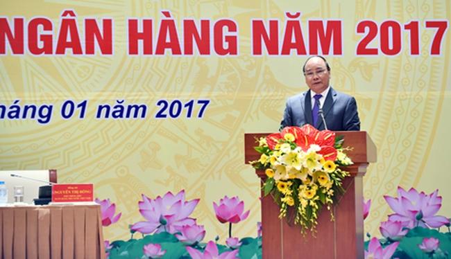 Thủ tướng: Ngành ngân hàng cần chú trọng xây dựng niềm tin