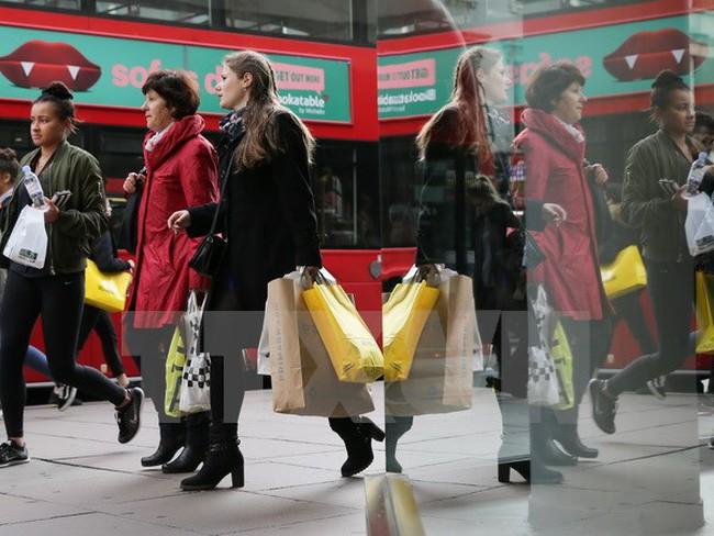 Kinh tế Anh tăng trưởng đạt mức cao nhất bất chấp Brexit