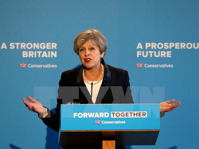 Thủ tướng Anh Theresa May đòi EU bồi thường hàng tỷ bảng