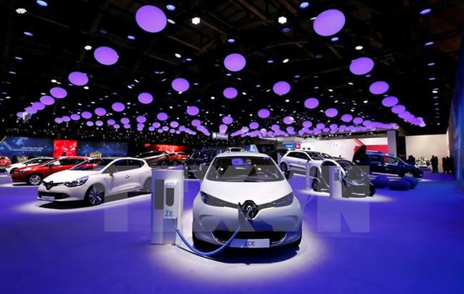 Thị trường Việt Nam lọt vào tầm ngắm của ngành ôtô thế giới
