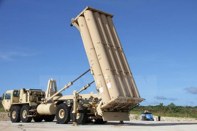 Thêm 4 bệ phóng của THAAD sẽ sớm được triển khai tại Hàn Quốc