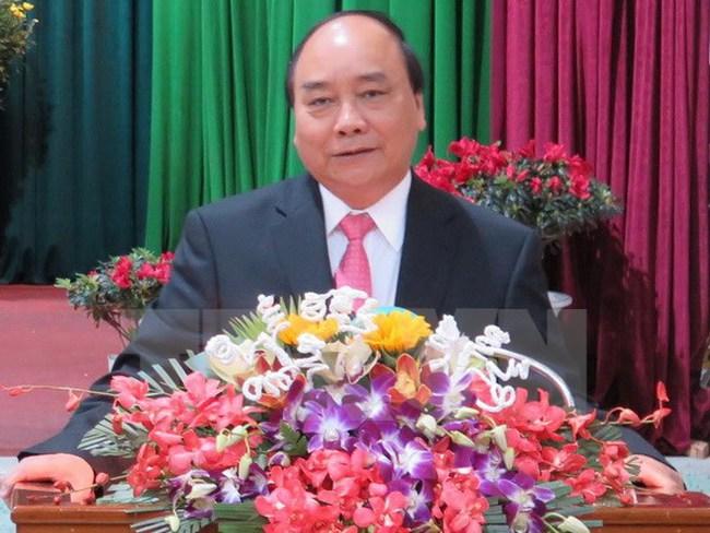 """Thủ tướng """"xông đất,"""" chúc Đà Nẵng tổ chức thành công APEC 2017"""