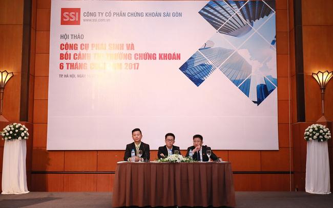Chuyên gia SSI: Cứ mua và nắm giữ cổ phiếu, nhưng cũng không thiếu cơ hội để đầu cơ