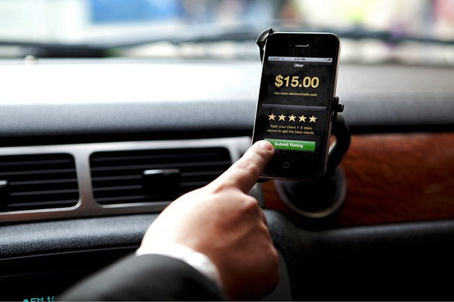 Bộ GTVT chấp thuận Uber sau nhiều lần từ chối