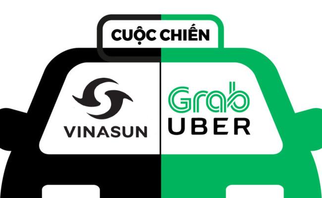 CEO Tiki hiến kế cho Vinasun, Mai Linh 'đấu' Uber, Grab