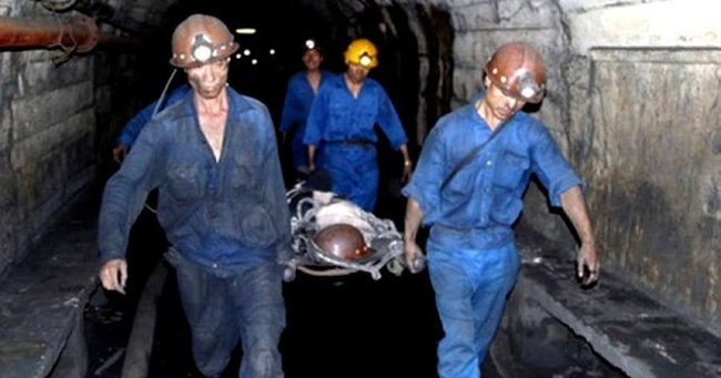 Quảng Ninh: Bục nước hầm, một công nhân tử vong
