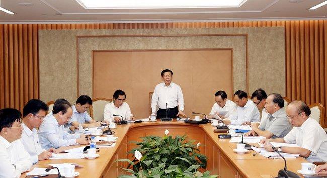 Yêu cầu Bộ KH&ĐT kiểm điểm việc chậm giải ngân vốn đầu tư công, báo cáo Chính phủ trước 30/7