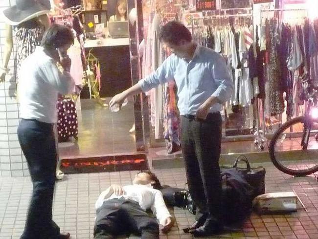 Uống say mềm, phần quan trọng trong quan hệ làm ăn ở Nhật Bản