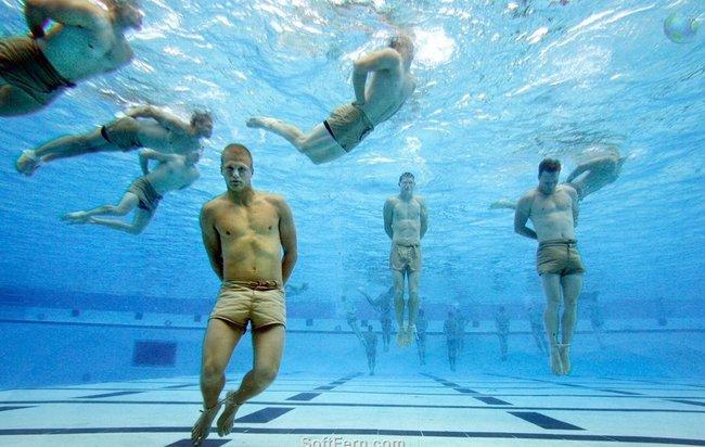 Kỹ thuật bơi giúp lính biệt kích SEAL vượt qua hàng dặm mà ít tốn sức