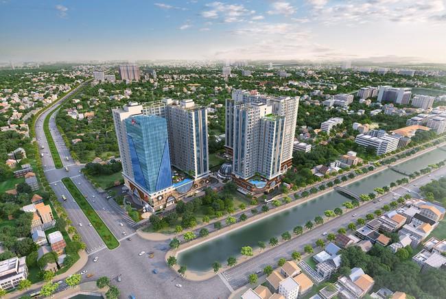"""thị trường căn hộ chung cư ngày càng """"nở rộ"""", dự án tìm hướng đi riêng"""