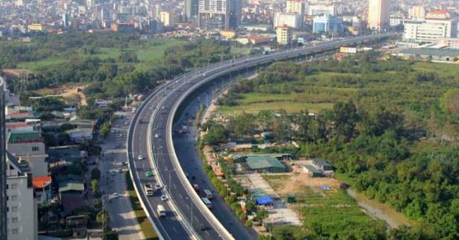 Hà Nội chuẩn bị làm đường vành đai 3,5 đoạn đi qua huyện Hoài Đức