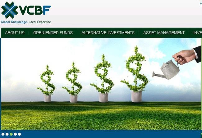 2 quỹ mở của VCBF đạt lợi nhuận cao trong năm 2016