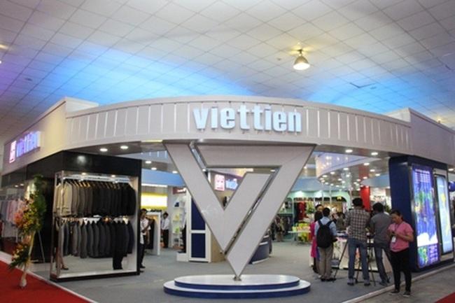 May Việt Tiến đạt 175 tỷ đồng lợi nhuận sau thuế, hoàn thành 63% kế hoạch lợi nhuận sau 6 tháng đầu năm,