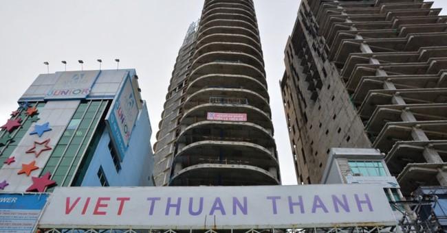 Đấu giá cao ốc V-Ikor của Việt Thuận Thành: Tính pháp lý đến đâu?