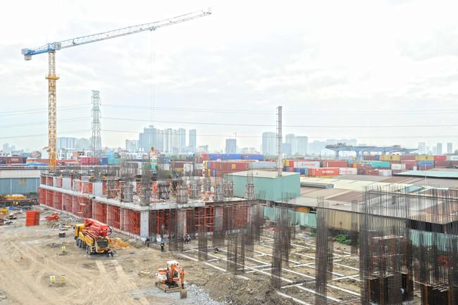 Mối lo nợ xấu bất động sản tại TPHCM đang gia tăng