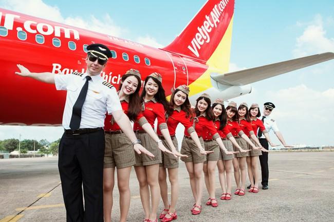 Vietjet Air được cấp mã chứng khoán VJC, lưu ký chứng khoán từ ngày 25/01